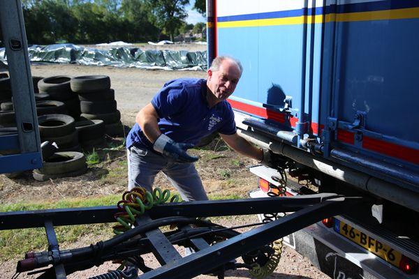 Marcel Scheurwater | Marcel Scheurwater Transport