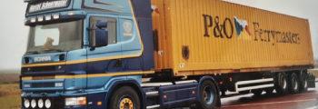 2001 – Scania nummer 2!